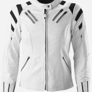 black-and-white-leather-biker-jacket