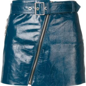 blue-leather-biker-mini-skirt