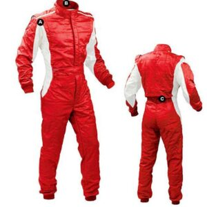 car-one-piece-red-and-white-racing-suit