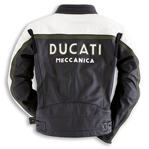 ducati-black-white-and-green-strip-leather-motorcycle-jacket