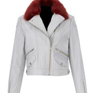 grey-leather-fur-collar-biker-jacket