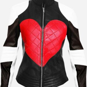 kylie-minogue-heart-leather-bomber-jacket