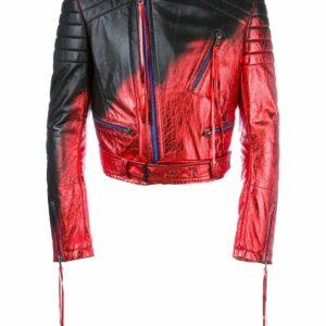 metallic-biker-leather-jacket-in-black-red