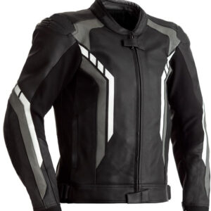 motorcycle-black-and-grey-leather-jacket