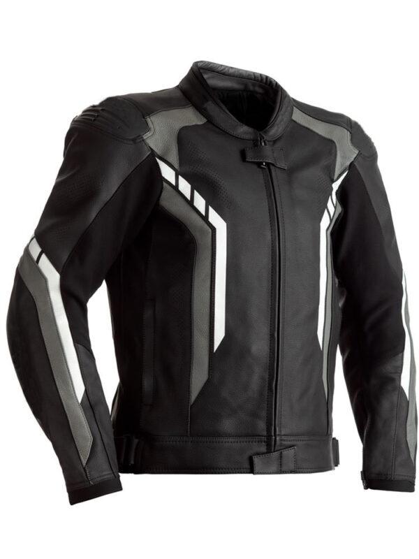 motorcycle-black-and-grey-leather-jacket