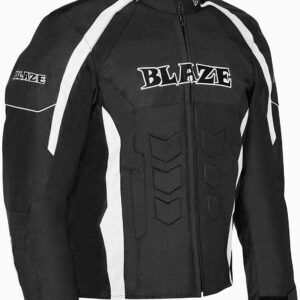 motorcycle-black-and-white-padded-motorcycle-jacket