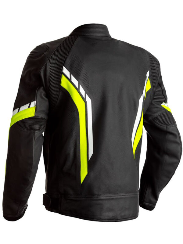 motorcycle-black-and-yellow-leather-jacket