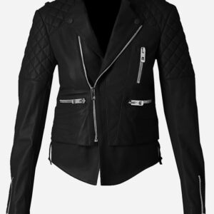 quilted-women-black-leather-jacket