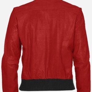 soft-men-red-leather-bomber-jacket