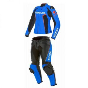 suzuki-motorbike-blue-and-black-racing-leather-suit