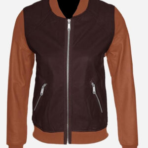 tan-brown-women-handmade-bomber-jacket