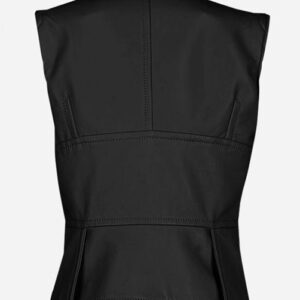 timeless-one-button-black-leather-vest