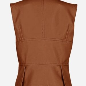 timeless-one-button-tan-leather-vest