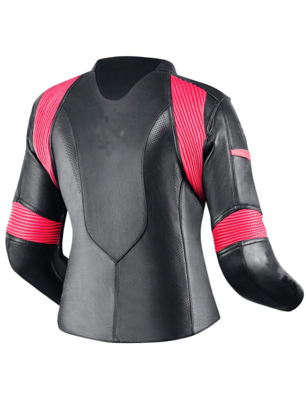 two-piece-motorcycle-leather-black-pink-suit