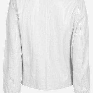 white-round-neck-leather-biker-jacket