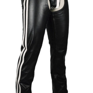 white-stripes-in-black-leather-bikers-chaps