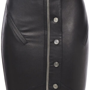 zip-embellished-leather-black-mini-skirt