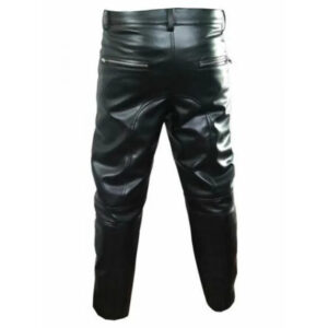 black-motorcycle-real-leather-pant