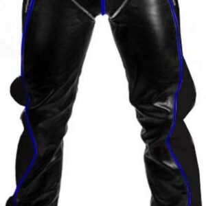 blue-strip-cow-leather-heavy-duty-bondage-pant