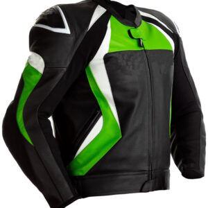 custom-black-and-lime-green-leather-motorcycle-jacket