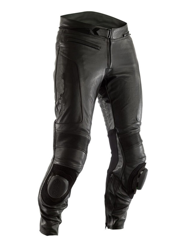 custom-black-motorcycle-riding-pants