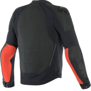 custom-black-orange-motorcycle-racing-jacket