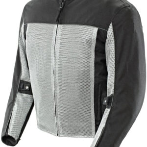 custom-motorcycle-black-and-grey-jacket