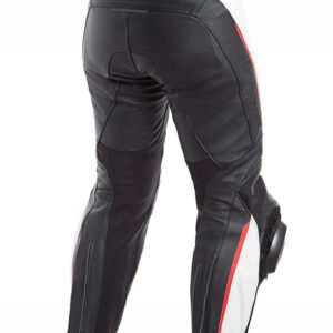 custom-motorcycle-black-red-and-white-leather-racing-pant