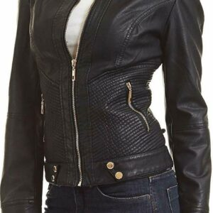 handmade-slim-fit-black-biker-leather-jacket