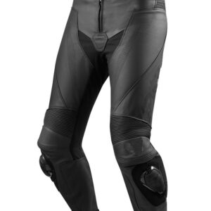 Motorcycle New Black Leather Racing Pants