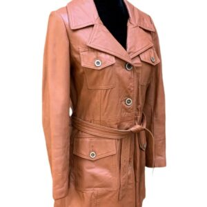 penny-lane-coat-60s-brown-vintage-leather-coat