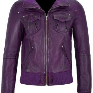 purple-bomber-leather-biker-jacket (2)
