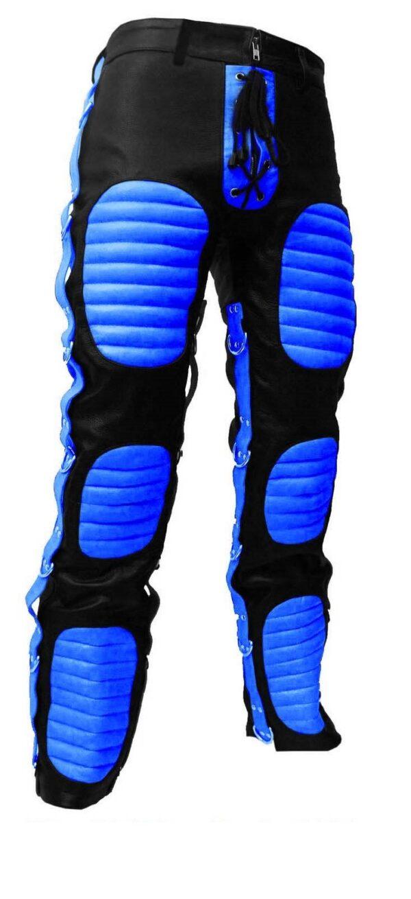 sexy-black-blue-leather-heavy-duty-bondage-pant