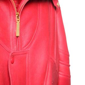 shearling-fur-collar-biker-leather-red-jacket