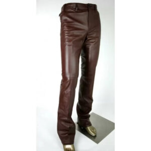 stylish-fashion-men-pure-brown-leather-pant