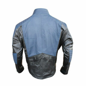 superman-black-and-blue-leather-jacket