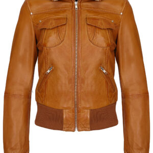 tan-bomber-leather-biker-jacket