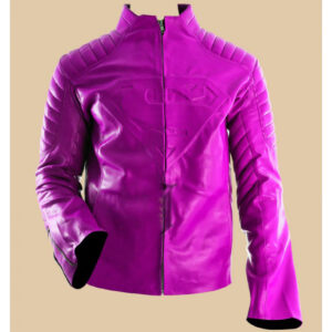 women-pink-superman-style-slim-leather-jacket