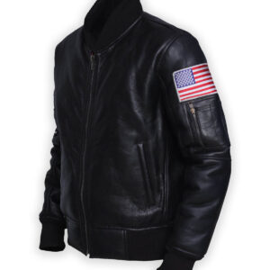 black-american-flags-leather-jacket