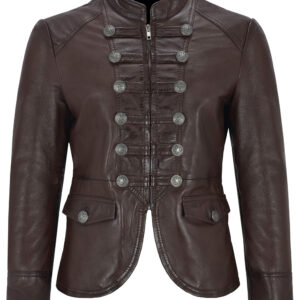 brown-victory-military-parade-style-real-leather-jacket