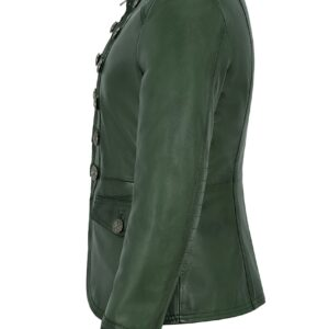 green-victory-military-parade-style-real-leather-jacket