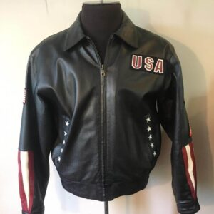 Eagle-USA-Flag-Vintage-Leather-Jacket