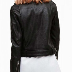 The Flash Iris West Leather Jacket