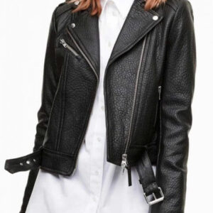 The Flash Iris West Leather Jacket