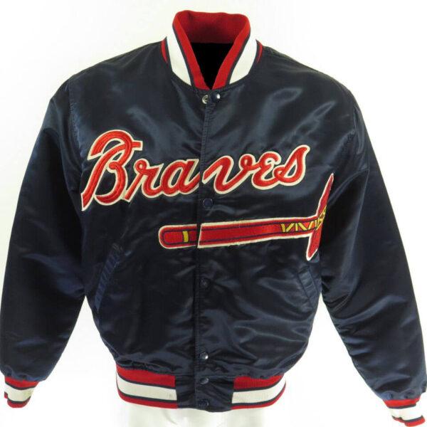 Atlanta Braves Lightweight Satin Jacket