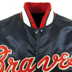 Atlanta Braves Lightweight Satin Jacket