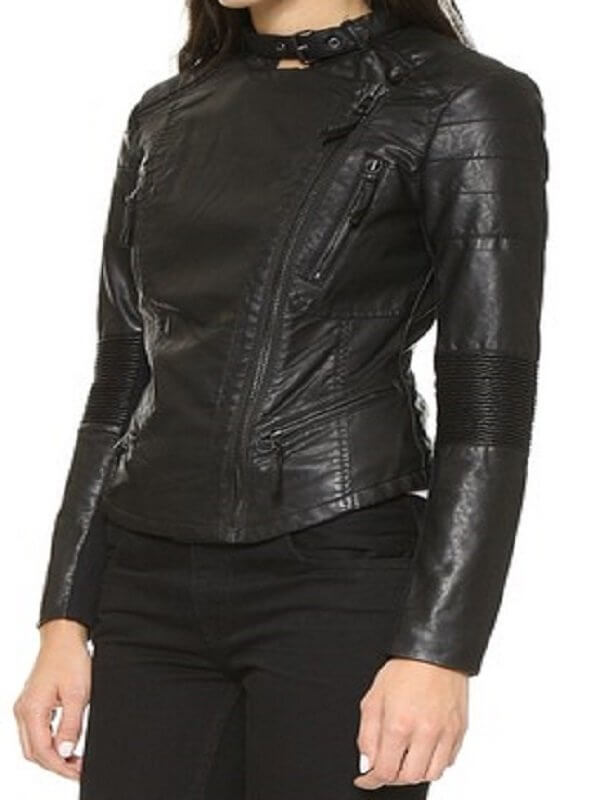 The Fate of the Furious Charlize Theron Jacket