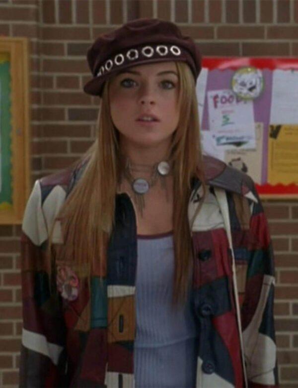 Confessions of a Teenage Lindsay Lohan Jacket