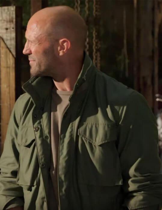 Fast And Furious Hobbs & Shaw Deckard Shaw Jacket