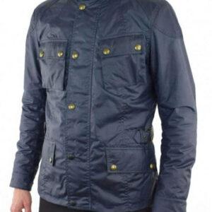 John Wick Cassian Blue Jacket